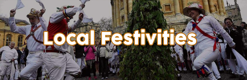 Local Festivities in North Oxfordshire That You Must Attend