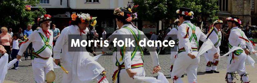 Morris folk dance