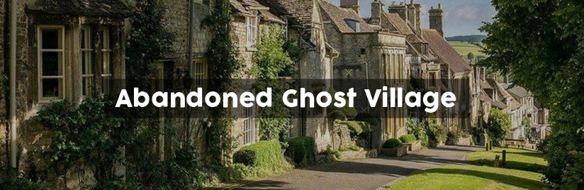 North Oxfordshire Has an Abandoned Ghost Village