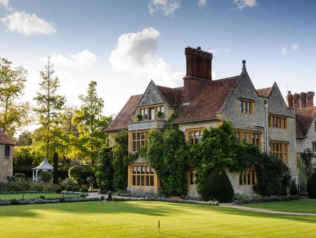 Oxfordshire Manor