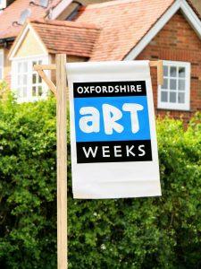 Oxfordshire Artweek logo